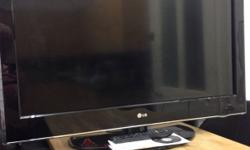 "Here for sale is my Lg 37"" slimline full hd 1080p tv"