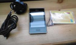 NICE LG E400 EXCELLENT CONDITION WITH NEW EE/T/MOBILE