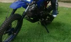 Good condition pitbike in really good condition has