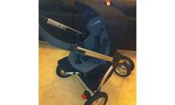 Like New Maxi Cosi Mura 3 Pushchair For Sale in Total