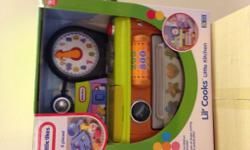 Brand new little tykes lil cooks little kitchen, more
