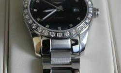 L2.285.0.57.6 This is a lovely genuine LONGINES women's