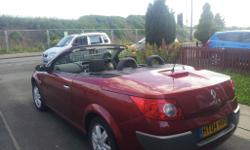 I have for sale my megane convertible excellent clean