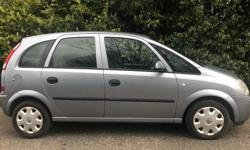 Cheap 5 door Vauxhall mariva family car for sale, very