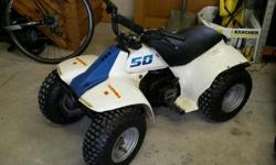 LT50 quad for sale in perfect working order. Kill cord