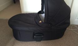 Mamas and Papas Sola carrycot with cover as new as it