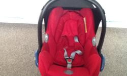 Great condition maxi cosy car seat. Lovely car seat for
