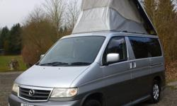 We are selling our beloved campervan as we are moving