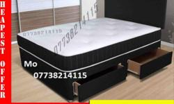TOP QUALITY DIVAN BED In DOUBLE Width 4.6 ft, Length