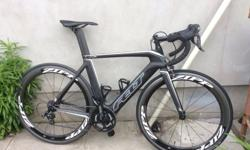 Up for reluctant sale is my stunning Felt AR5 road bike