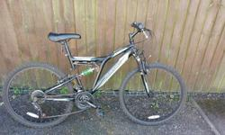 Men's Mountain Bike for sale as pictured, good