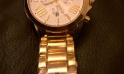 Men's Lexington Mk watch big and heavy absolutely