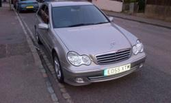 For sale is my Mercedes Benz c220 cdi AvantGarde its
