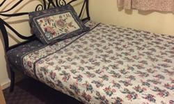 It is double bed very good condition very bargain price