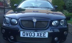 MG ZT 190 + Excellent condition ZT for sale. 126000