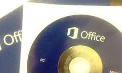 Office profession 2013. New with unused product code.