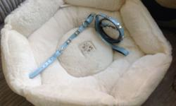 Dog bed ideal for small dog, with remove able wheat pad