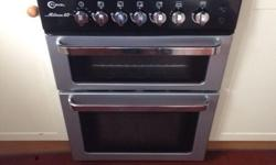 Gas cooker including oven, grill and hob. No longer