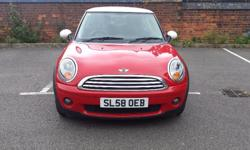 Mini Cooper - 1.6 Full service history with 6 stamps -