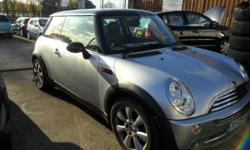 MINI Hatch Cooper 1.6 Cooper 3dr Year/Reg:2005