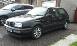 Mk3 golf gti completely standard m.o.t till Oct All old