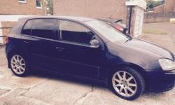 MK5 Golf 19TDI Bluey/Black Miles 140,000 54 Reg just