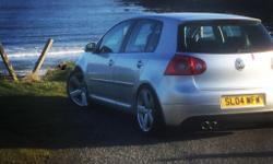 Hi up for sale regrettably is my vw golf mk5 2.0 gttdi
