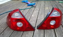 here i have 2 pairs of rear light lenses for a mark 3
