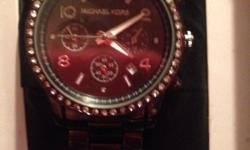 Brand new mk watches