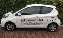 Mobile Music Tuition - Lessons in your own home with a