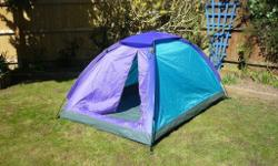 NEW 2 MAN MONO DOME TENT, STILL IN BAG, WOULD SUIT