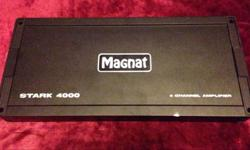Car Audio for sale I've got 6 Car Amplifiers for