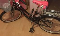 Monster high girls bike immaculate condition Bike has