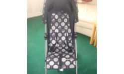 Mothercare Nanu Stroller is suitable from birth and