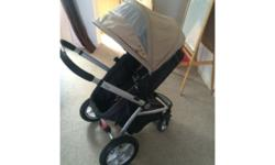 Mothercare My4 pram/pushchair. Used but in good
