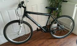 Mountain bike in excellent condition like new