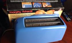 Murphy toaster in very good condition few times used.