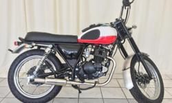 Mutt Desert Racer 125 learner legal back in stock � own