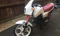My MZ Saxon sportstar is a good reliable bike which I
