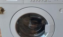 NEFF Integrated Washer Dryer.Excellent condition but