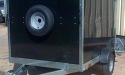 We are the south west stockist for Tickners Trailers