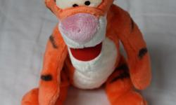 New Disney Tigger soft toy, from a pet and smoke free