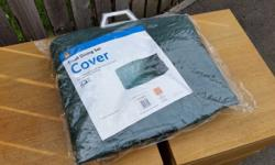 Brand new B&Q small dining table cover for outdoor