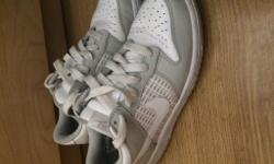 Women's Nike ID trainers. Name MEG on sides (please see