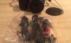 Nikon camera Barely been used Like new Comes with strap