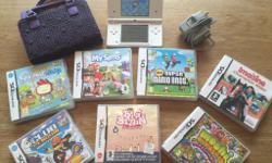 White Nintendo DSI, good condition and working well.