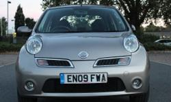 I am selling my car Nissan Micra 1.2 Affordable on