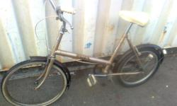OBRIEN VINTAGE BIKE AVAILABLE FOR SALE @ £40.00 ONLY.