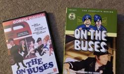 Complete set of on the buses DVDs and the films.