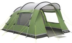 The Outwell Birdland 4E is the perfect tent for campers